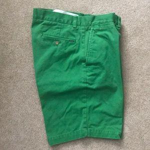 Ralph Lauren shorts.